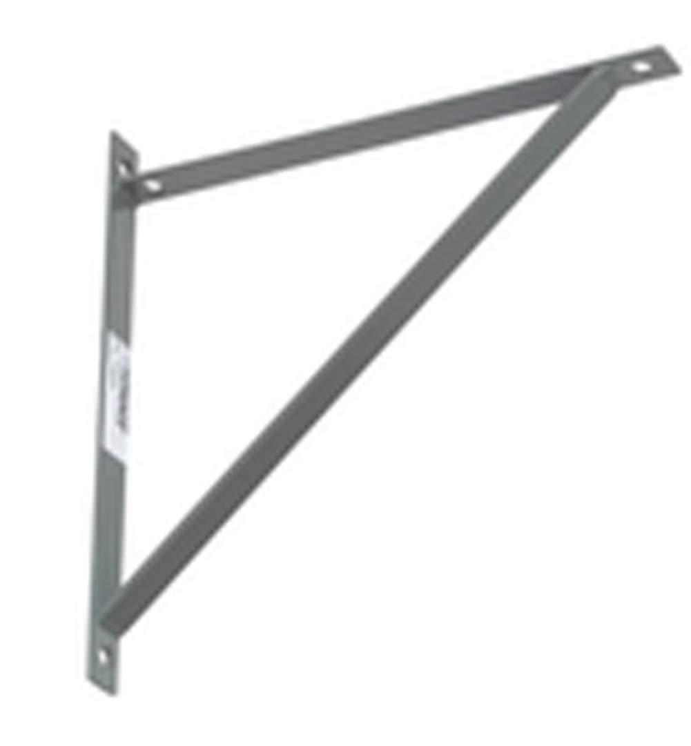Ortronics OR-P139340HB Wall Triangle Bracket, 12'' Width, Black
