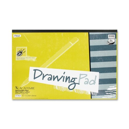 12 x 18 drawing pad - 3
