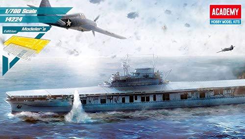 - Academy USS Enterprise CV-6 Aircraft Carrier Modeler's Edition
