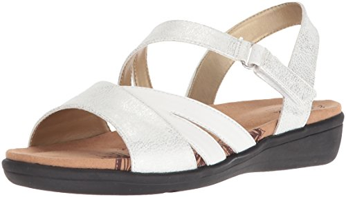 discount choice clearance websites Soft Style by Hush Puppies Women's Pavi Sandal White Mist OhMyqa