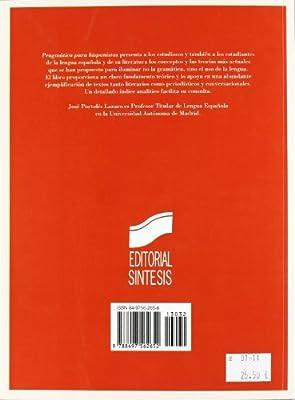 Pragmática para hispanistas (Letras Universitarias): Amazon.es ...