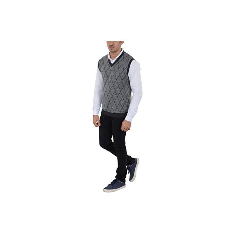 41NqXzyU%2BdL. SS768  - aarbee Men's Woolen Reversible Sweater