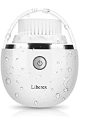 Liberex Sonic Facial Cleansing Brush - 3 Modes with...