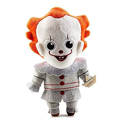 Kidrobot IT Movie Phunny Pennywise 8 Inch Plush Figure: Toys & Games