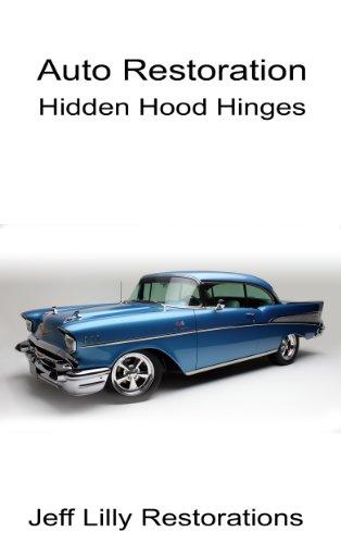 Hood Hinge Restoration - 1