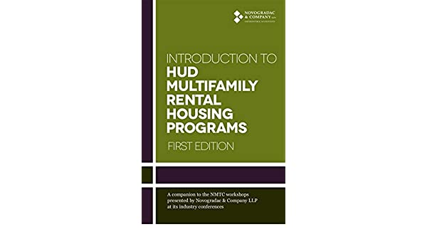 Amazon com: Introduction to HUD Multifamily Rental Housing