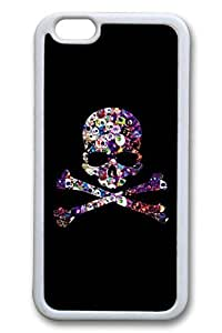 Color Skull Slim Soft For SamSung Galaxy S5 Case Cover Case Hard shell White Cases