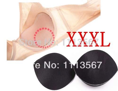 Dalab 20set Black Sewing in Bra Cups Soft Foam Size XXXL Clothing Set Sewing Suppliers Bra Accessories WB10 by DalaB