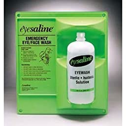 Sperian Saline Wall Stations; 32 Oz.