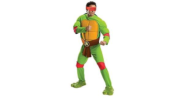 Disfraz de Ralph Tortugas Ninja para hombre: Amazon.es ...