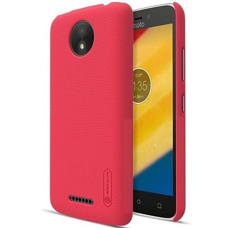 alsatek - Carcasa de plástico para Motorola Moto C Plus ...