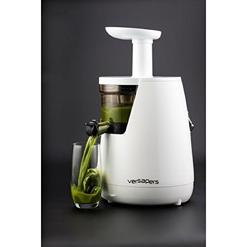Extractor de zumo Versapers 4 G Color blanco: Amazon.es: Hogar