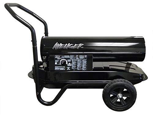 Avenger Portable Kerosene Multi Fuel Heater 125 000 Btu