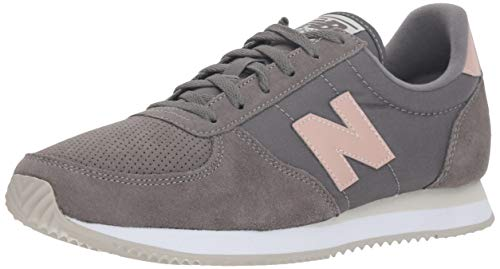 New Balance Women's 220v1 Sneaker, Castlerock/Conch Shell, 6.5 B US