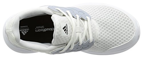 Scarpe Da Uomo Adidas Running Galaxy 3 Cloudfoam Ortholite Training Bianco Bb4359
