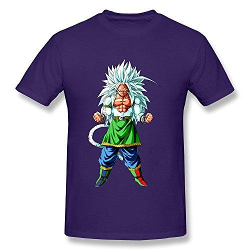 Creating Style Mens Unique T Shirt/Dragon Ball Saiya-jin