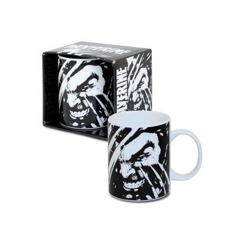 Logoshirt Marvel Comics Wolverine Mug of Coffee-Présenté Dans un coffret Cadea
