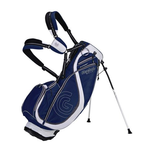 Cleveland Golf Ultralite Stand Bag (Navy)