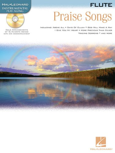 praise-songs-flute-bk-cd-hal-leonard-instrumental-play-along