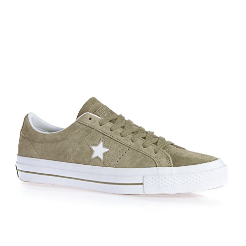 Converse Sneakers One Star C153062, Zapatillas Unisex Adulto Sandy White White