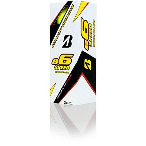 Review Bridgestone e6 Speed Yellow