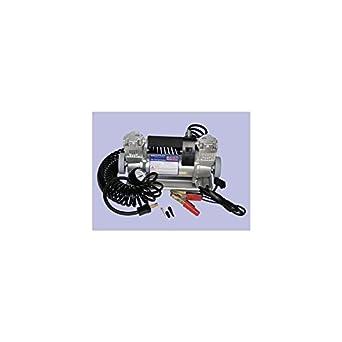 Jeep-piezas caudal doble pistón Compresor 150 L/MN: Amazon.es: Juguetes y juegos