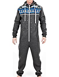 Amazon.com: 2XL - One-Piece Pajamas / Sleep & Lounge: Clothing ...