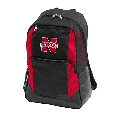 NCAA Nebraska Cornhuskers Adult Closer Backpack, Red