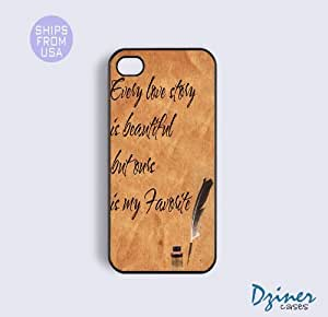 iPhone 5c Tough Case - Every Love Story Write iPhone Cover