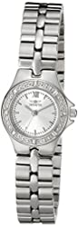 Invicta Women's 0135 Wildflower Collection Stainless Steel Watch