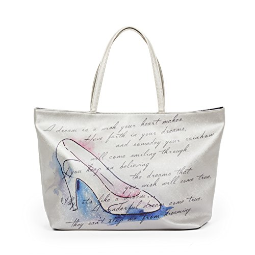 Disney Cinderella Dreaming of the Ball Tote (Disney Tote Bag)