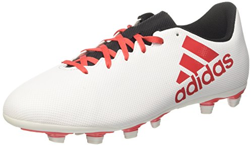 X Adidas real grey Fxg core Black 17 S18 Football De Coral Homme 4 Chaussures Gris pHHFf