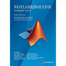 MATLAB and Simulink Student Suite R2018a