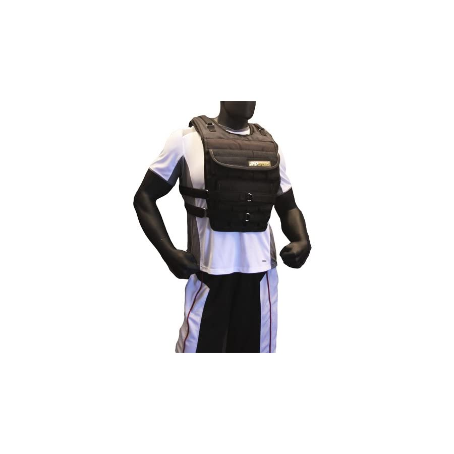 ZFOsports (LONG STYLE 100LBS ADJUSTABLE WEIGHTED VEST
