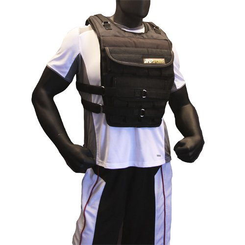 ZFOsports (LONG STYLE) 100LBS ADJUSTABLE WEIGHTED VEST