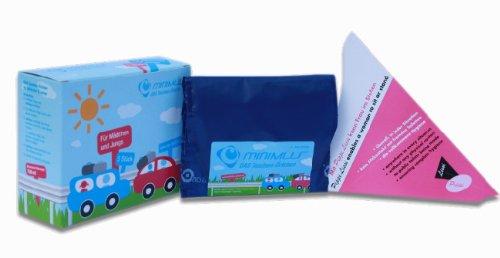 Minimus Wegwerf Urinal 5 Stuck Taschen Wc Fur Kinder Taschen