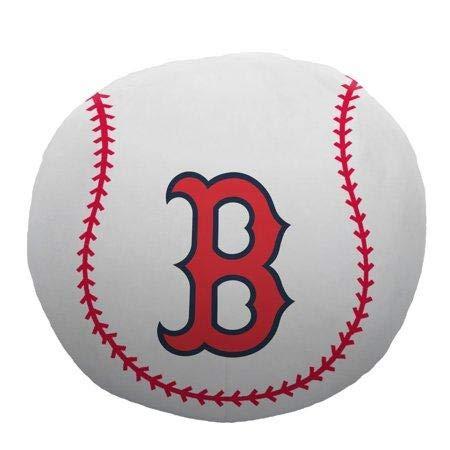 The Northwest Company MLB Boston Red Sox 11'' Cloud Travel Pillow by The Northwest Company