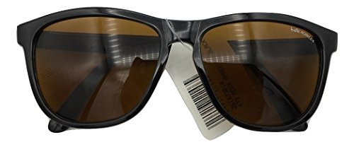 New Vintage Bolle Sunglasses 473 Black Acrylex Amber Lenses Made in - Vintage Bolle Sunglasses