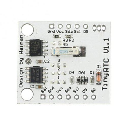SainSmart I2C RTC DS1307 AT24C32 Real Time Clock Module Board for Arduino AVR ARM PIC (Rtc Module Arduino compare prices)