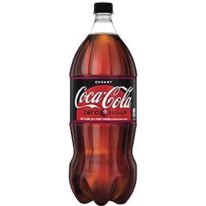 Well-Being-Matters 41NqjZQ-p5L._SS300_ Coca-Cola Cherry Zero, 2 Liter