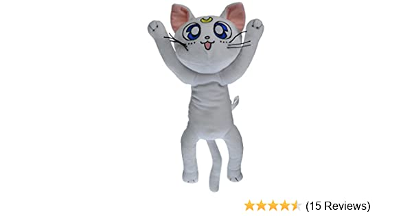Great Eastern Entertainment Sailor Moon GE52185 12 12 Great Eastern Entertainment Inc Artemis Collectible Plush Toy