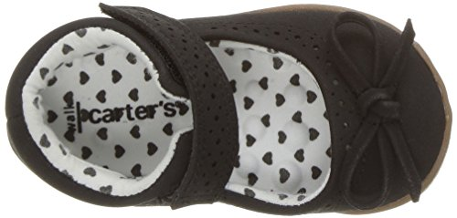 Carter's Every Step Girls' Stage 3 Walk, Nori-WG Mary Jane Flat Flat, Black, 4.5 M US (12-18 Months) - Image 8