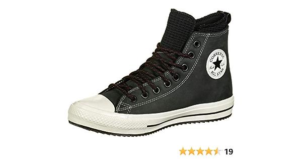 Amazon.com: Converse Chuck Taylor All Star High Nubuck Boot ...
