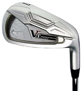 Nike Golf Men's Victory Red Speed Forged Steel Iron Set - 4 through Approach Wedge Nippon Shaft (Right, NS Pro 950 GH HT, Regular)