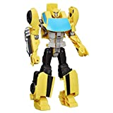 transformers toys action figures - Transformers Toys Heroic Bumblebee Action Figure - Timeless Large-Scale Figure, Changes into Yellow Toy Car - Toys for Kids 6 and Up, 11-inch (Amazon Exclusive)