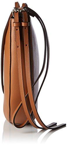 Michael Damen Kors Umhängetasche Cognac KMC005009 wAP7w