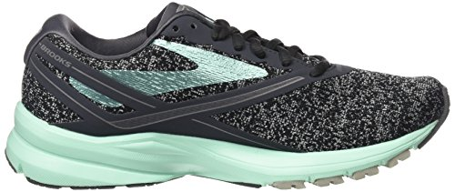 Brooks Launch beach Corsa silver Scarpe anthracite 4 Donna Da Grigio Glass drnxH4qrRw