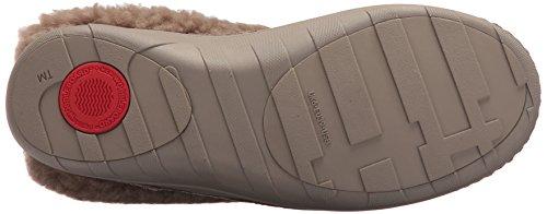 Femme Pantoufles Loaff Desert Stone Snug FitFlop wq67UHf