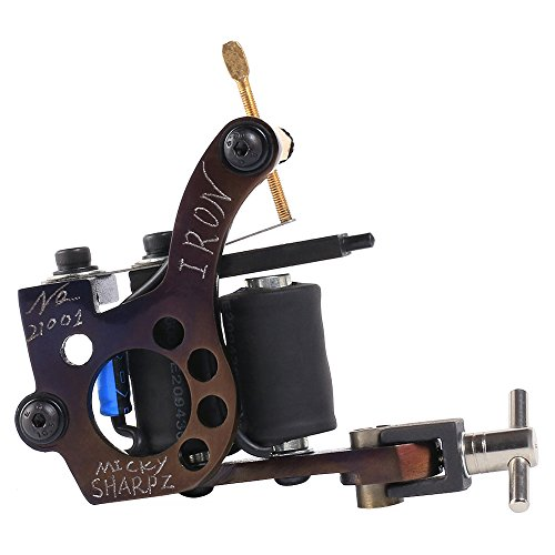 Blackseal Coil Machine Handmade Tattoo Machine Gun For Liner
