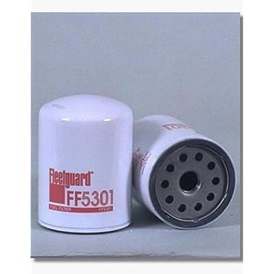 Cummins Filtration FLEETGUARD Fuel Filter FF5301 (Xref:Baldwin BF-1224;Donaldson P55-0455;NAPA 3404;WIX 33404): Automotive